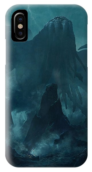 Cause iPhone Case - I Am Providence by Guillem H Pongiluppi