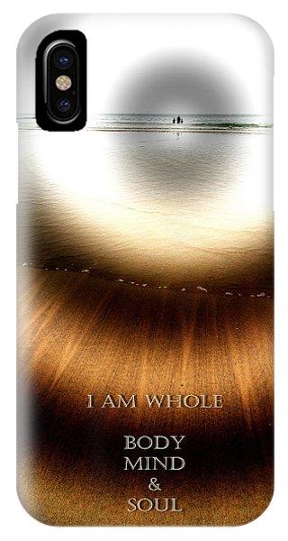 I Am Whole IPhone Case