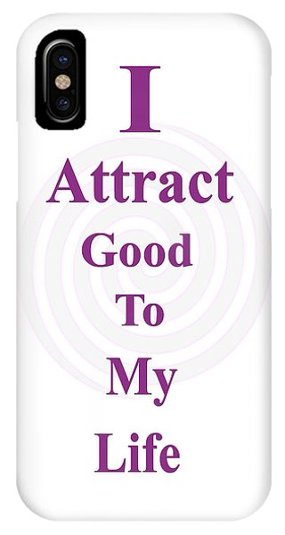 I Attract IPhone Case