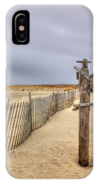 Long Beach Island iPhone Case - I Dream Of Maui... by Evelina Kremsdorf