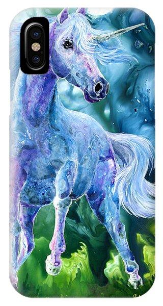 I Dream Of Unicorns IPhone Case