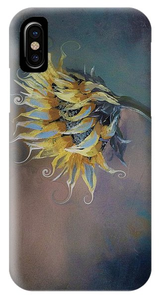 I Feel Like A Sunflower Painting IPhone Case