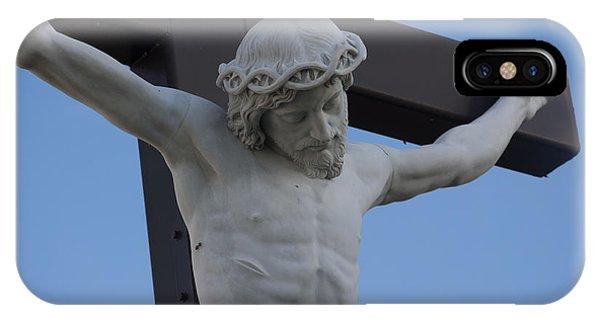 iPhone Case - I Found Jesus by Michael Rados