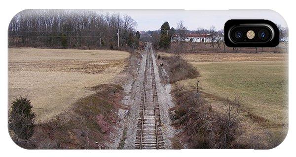 I Hear That Train A Comin' IPhone Case