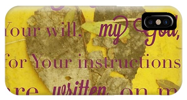 Design iPhone Case - I Waited Patiently For The Lord To Help by LIFT Women's Ministry designs --by Julie Hurttgam