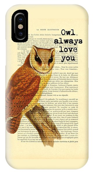 Cupid iPhone Case - I Will Always Love You by Madame Memento