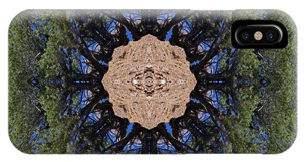 I Will Survive Tree Kaleidoscope IPhone Case