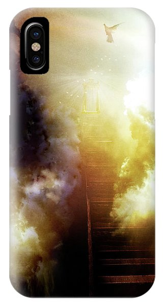 I Will Take The Stairs IPhone Case
