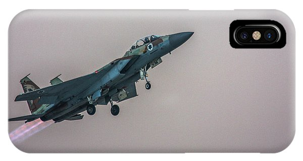 Iaf F-15i Ra'am IPhone Case