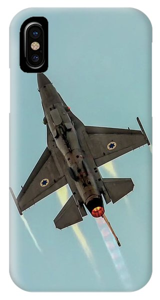 Iaf F-16i Sufa IPhone Case