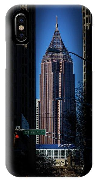 Ibm Tower IPhone Case