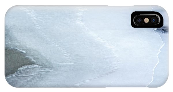 Ice Abstract 3 IPhone Case
