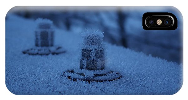 Ice Bolts IPhone Case