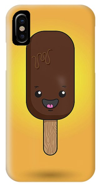 Cosmetic iPhone Case - Ice Cream Time by Samuel Whitton