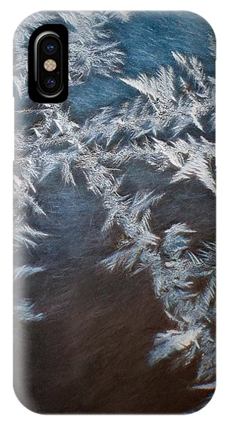 Frost iPhone Case - Ice Crossing by Scott Norris