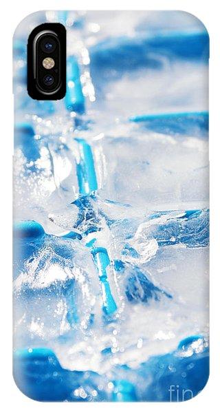 Ice Cubes IPhone Case