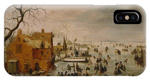 Ice Landscape IPhone Case