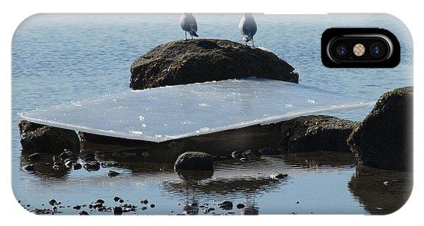Ice Monolith IPhone Case