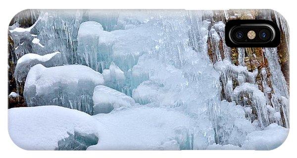 Ice Mosaic IPhone Case