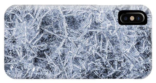Ice On Minnehaha Creek 3 IPhone Case
