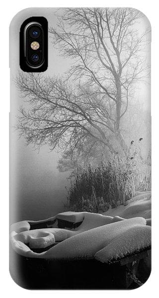 Ice Pier IPhone Case