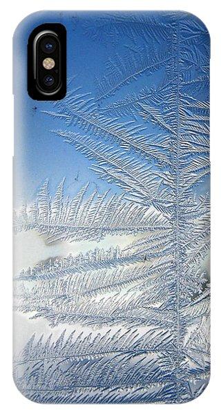 Ice Tree IPhone Case