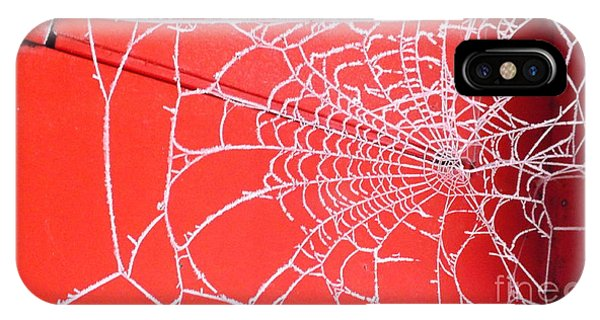 Ice Web IPhone Case