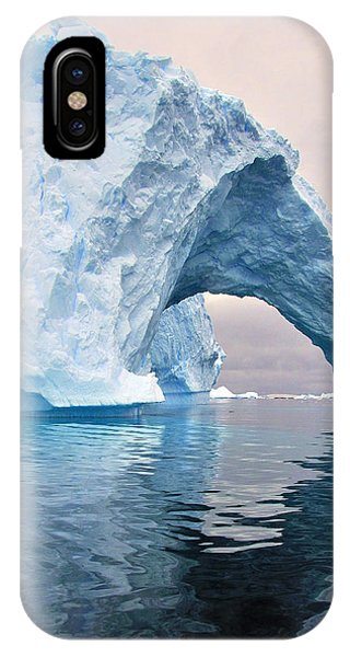Iceberg Alley IPhone Case