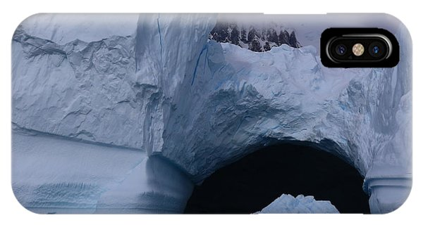 Iceberg Passthrough IPhone Case