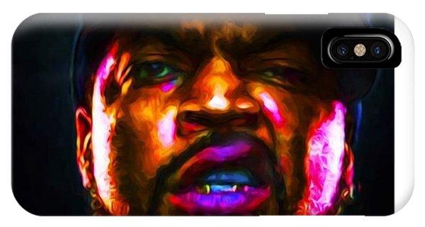 Celebrity iPhone Case - @icecube #icecube #osheajackson by David Haskett II