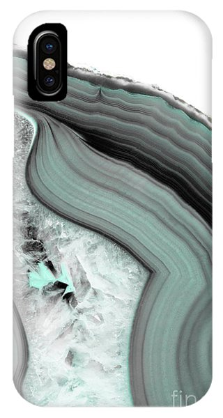 Iced Agate IPhone Case
