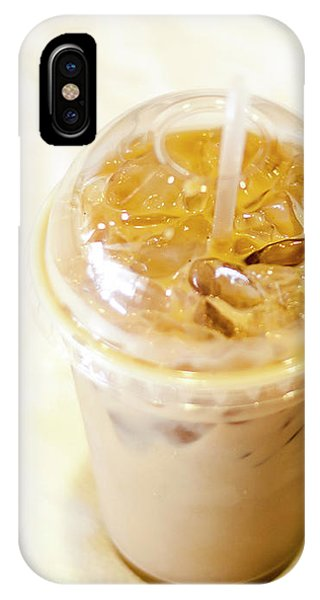 Iced Coffee 1 IPhone Case