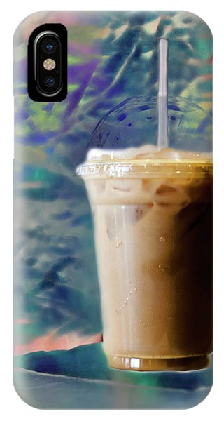 Iced Coffee 3 IPhone Case