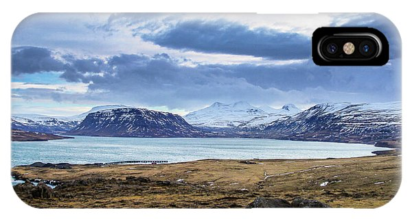 Icelandic Blues IPhone Case