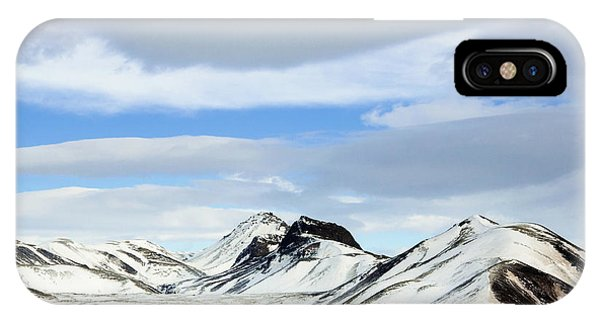 Icelandic Wilderness IPhone Case