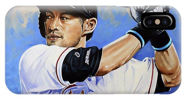 Ichiro IPhone Case