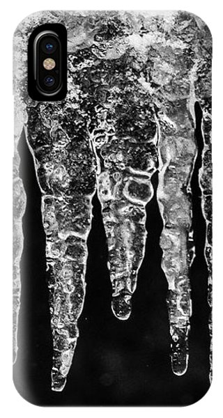 Icicles I IPhone Case