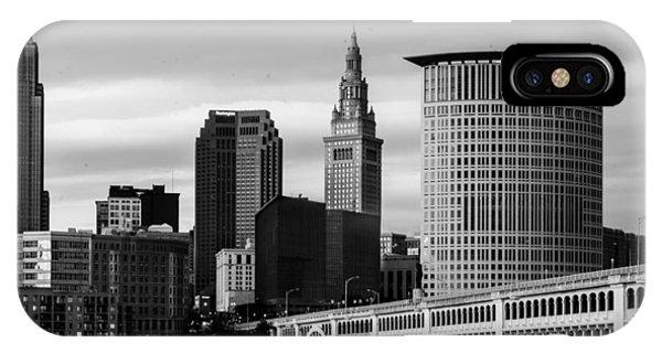 Iconic Cleveland IPhone Case