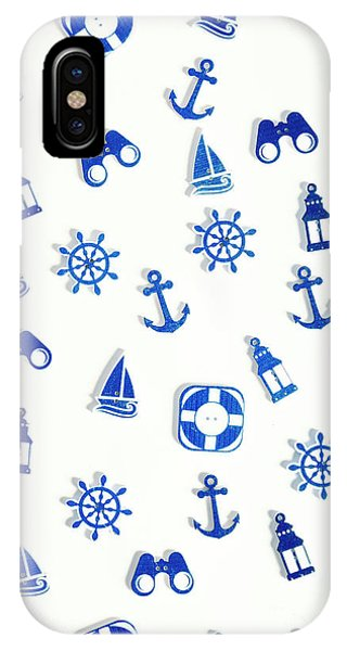 Nautical iPhone Case - Iconic Nautics by Jorgo Photography - Wall Art Gallery
