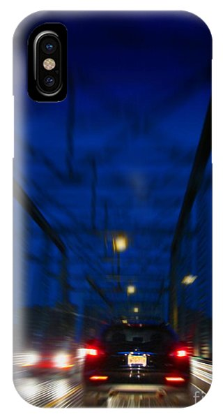 I'd Drive All Night Phone Case by Colleen Kammerer