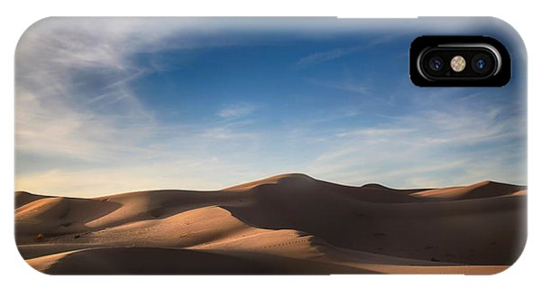 Desert iPhone Case - I'd Walk A Thousand Miles by Laurie Search