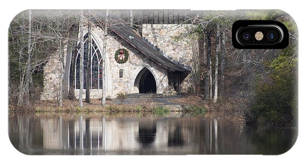 Ida Cason Callaway Memorial Chapel IPhone Case