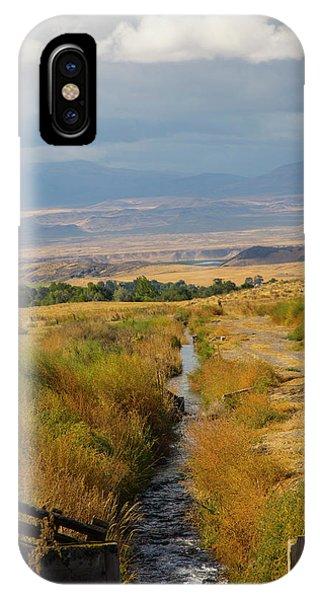 Idaho Stream IPhone Case