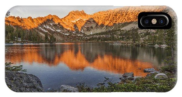 Idaho Wilderness IPhone Case