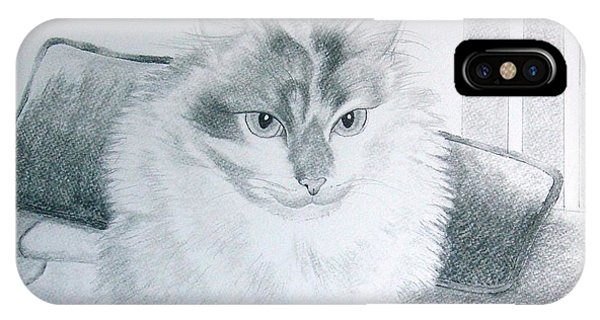 Idget IPhone Case