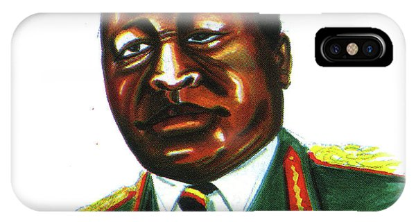 Idi Amin Dada IPhone Case