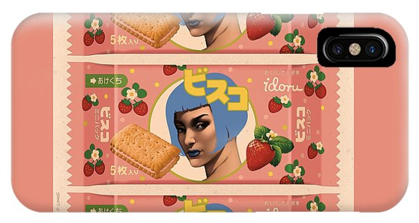 Idoru Sweets IPhone Case