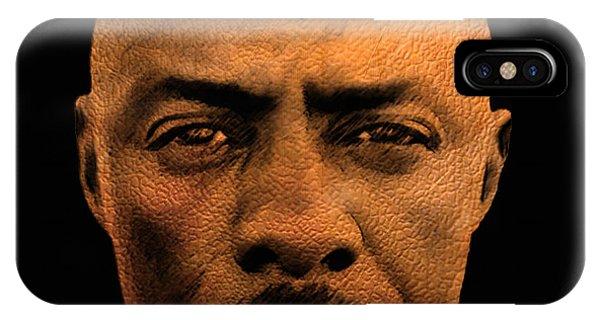 Idris Elba IPhone Case