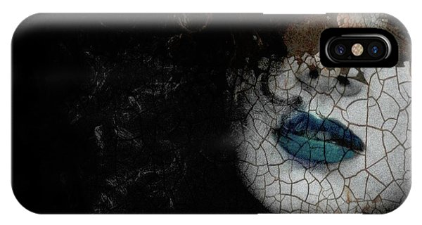 Digital Image iPhone Case - If I Could Turn Back Time  by Paul Lovering