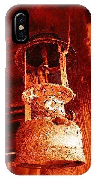 If The Lantern Could Speak Phone Case by Glenn McCarthy